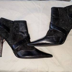 """Baby Phat 5"""" heel ankle boots"""